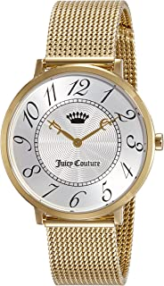 Juicy Couture Casual Watch For Women Analog Stainless Steel - 1901556