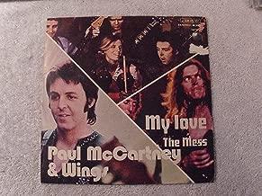 Paul McCartney & Wings- My Love / The Mess