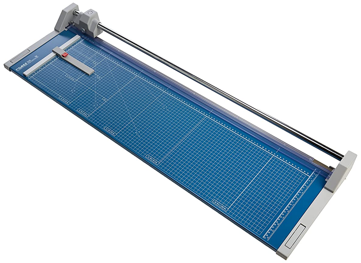 Dahle 556 Professional Rolling Trimmer, 37 3/4