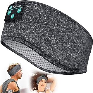 هدفون خواب ، هدست ورزشی هدست بلوتوث Perytong با بلندگوهای استریو Ultra-Thin HD مناسب برای خواب ، تمرین ، دویدن ، یوگا ، بی خوابی ، مسافرت هوایی ، مدیتیشن