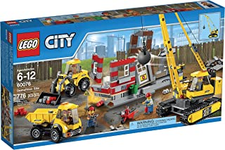 LEGO City Demolition Site (60076)