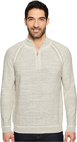 Tommy Bahama - Reversible Sandy Bay Flip 1/2 Zip Pullover