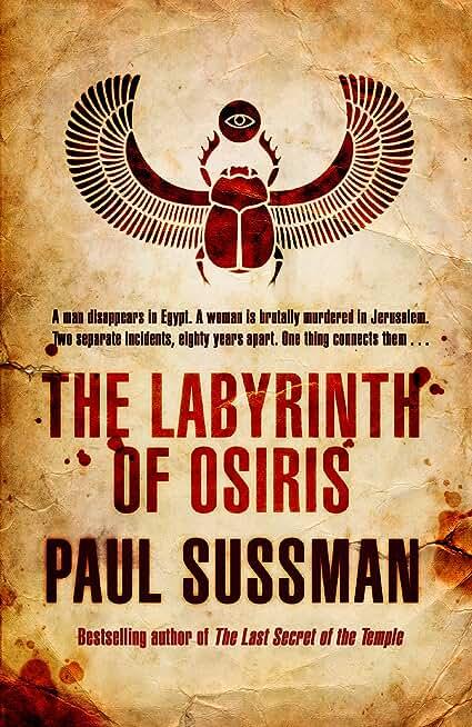 The Labyrinth of Osiris (English Edition)