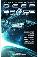 DEEP SPACE 2: An Adventure into Science Fiction Kindle Edition