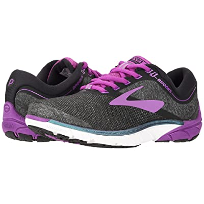 Brooks PureCadence 7 (Black/Purple/Multi) Women