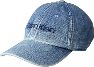 Calvin Klein Men's Logo Adjustable Cap