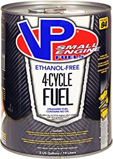 Best vp 4 cycle fuel 5 gallon Reviews