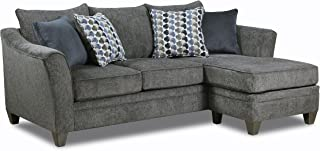 Best simmons upholstery albany slate sofa Reviews