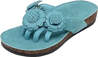 Wellrox Women's Santa Fee-Blossom Casual Sandal