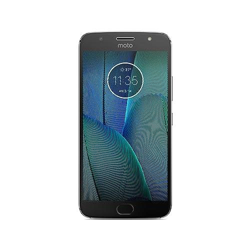 Motorola Moto G5S Plus 32 GB (Single Sim) UK SIM-Free Smartphone - Lunar Grey