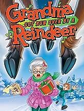 Best grandma got run over by a reindeer cartoon Reviews