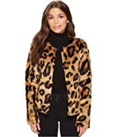 ROMEO & JULIET COUTURE - Faux-Fur Jacket