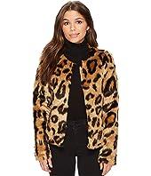 ROMEO & JULIET COUTURE Faux-Fur Jacket