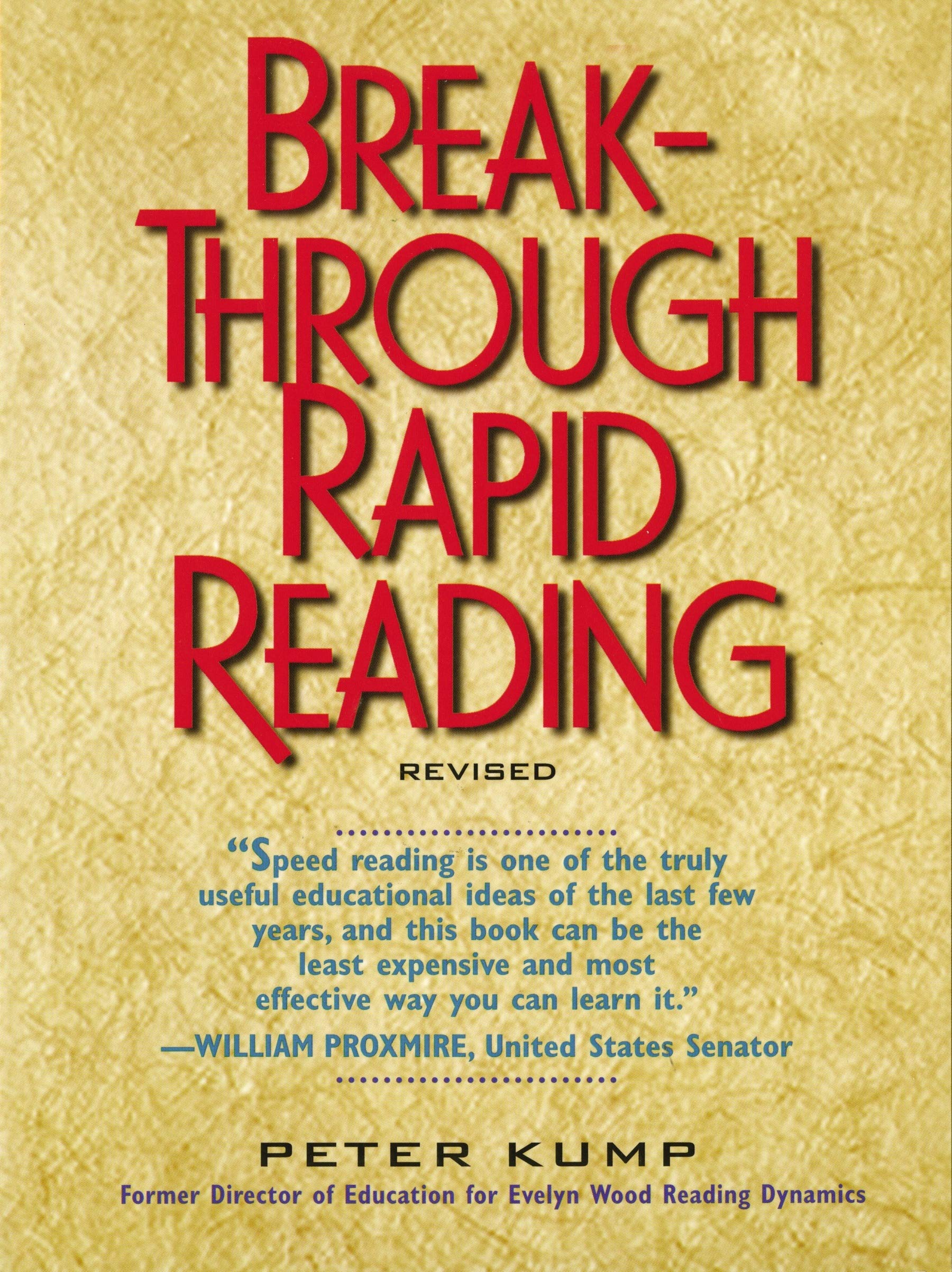Image OfBreakthrough Rapid Reading