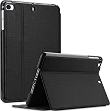 ProCase iPad Mini Case for iPad Mini 5 2019/ Mini 4, Mini 1 2 3, Slim Stand Protective Folio Case Smart Cover for iPad Mini 5/4/3/2/1 -Black