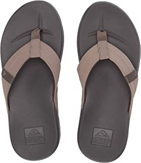 REEF Men's Sandals Cushion Bounce Phantom   Flip Flops for Men with Cushion Bounce Footbed