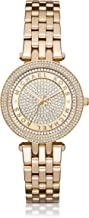 Michael Kors Women's Mini Darci Gold-Tone Watch MK3445