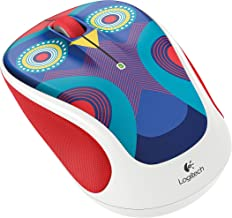 Logitech Wireless Optical Mouse M317 - Owl