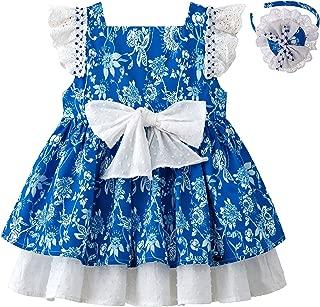 Mooler Boutique Babygirl Spanish Tiered Dress