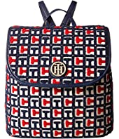 Tommy Hilfiger - Terry Logo Backpack