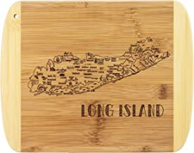 Totally Bamboo A Slice of Life Long Island Bamboo Serving and Cutting Board