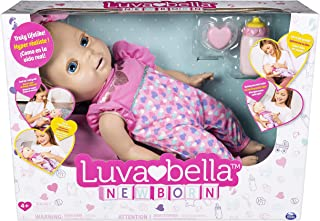 Luvabella BBD Newbornblonde UPCX GML
