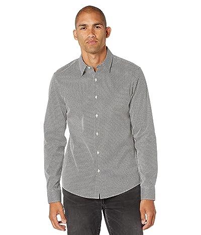 Michael Kors Long Sleeve Geo Print Shirt