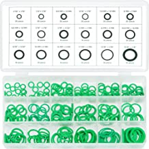 Neiko 50445A O-Ring Rubber Assortment Kit Set with Holder Case | SAE and Metric | 270 Pieces Variety Pack, Combination