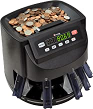 Cassida C200 Coin Sorter, Counter and Roller