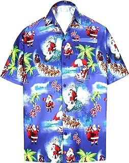 Men's Relaxed Beach Button Down Short Sleeve Hawaiian Shirt 3D Printed
