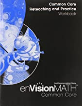 MATH 2012 COMMON CORE RETEACHING AND PRACTICE WORKBOOK GRADE 1