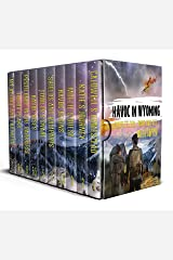 The Complete Havoc in Wyoming Series: A Ten-Book Box Set | America's New Apocalypse Kindle Edition