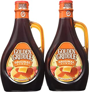 Golden Griddle Syrup, 24-Ounce (Pack of 4)