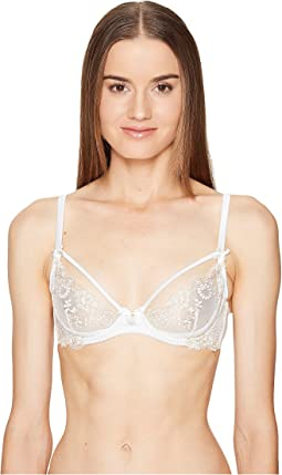 L'Agent by Agent Provocateur - Lusina Non Pad Plunge Bra