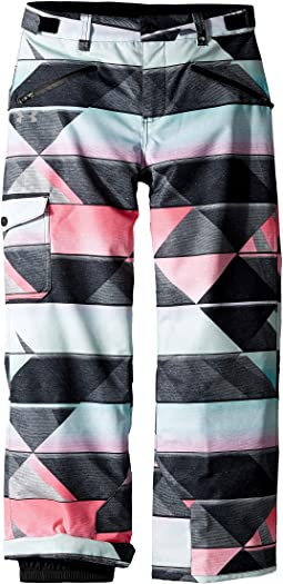 UA Print Swiftbrook Pants (Big Kids)