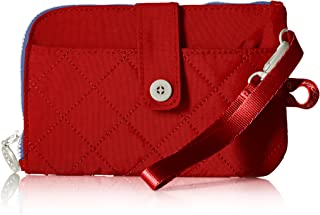 Baggallini Women's Rfid Passport and Phone Wristlet
