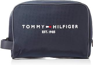 Tommy Hilfiger TH Established, Borsa. Uomo, Desert Sky, One Size