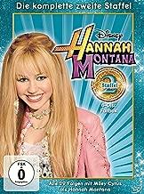 Hannah Montana - Die komplette zweite Staffel [Alemania]