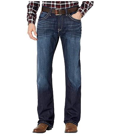 Ariat M4 Low Rise Bootcut Jeans in Steel (Steel) Men