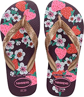Chinelo Flores, Havaianas, Meninas