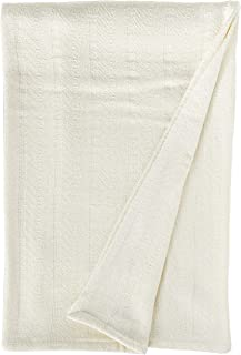 Eddie Bauer Bedding Collection 100% Cotton Light-Weight and Breathable Herringbone..