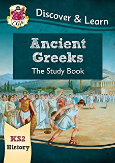New KS2 Discover & Learn: History - Ancient Greeks Study Book (CGP KS2 History)