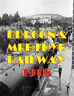 BRECON & MERTHYR RAILWAY: 1918