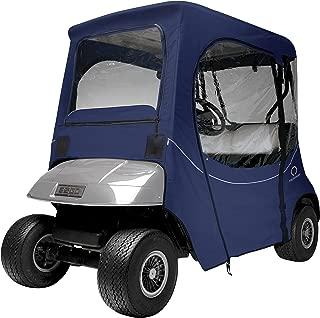 Classic Accessories Fairway Golf Cart FadeSafe Enclosure for E-Z-Go