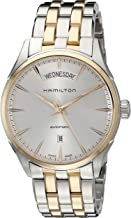 Best hamilton watch rose gold Reviews
