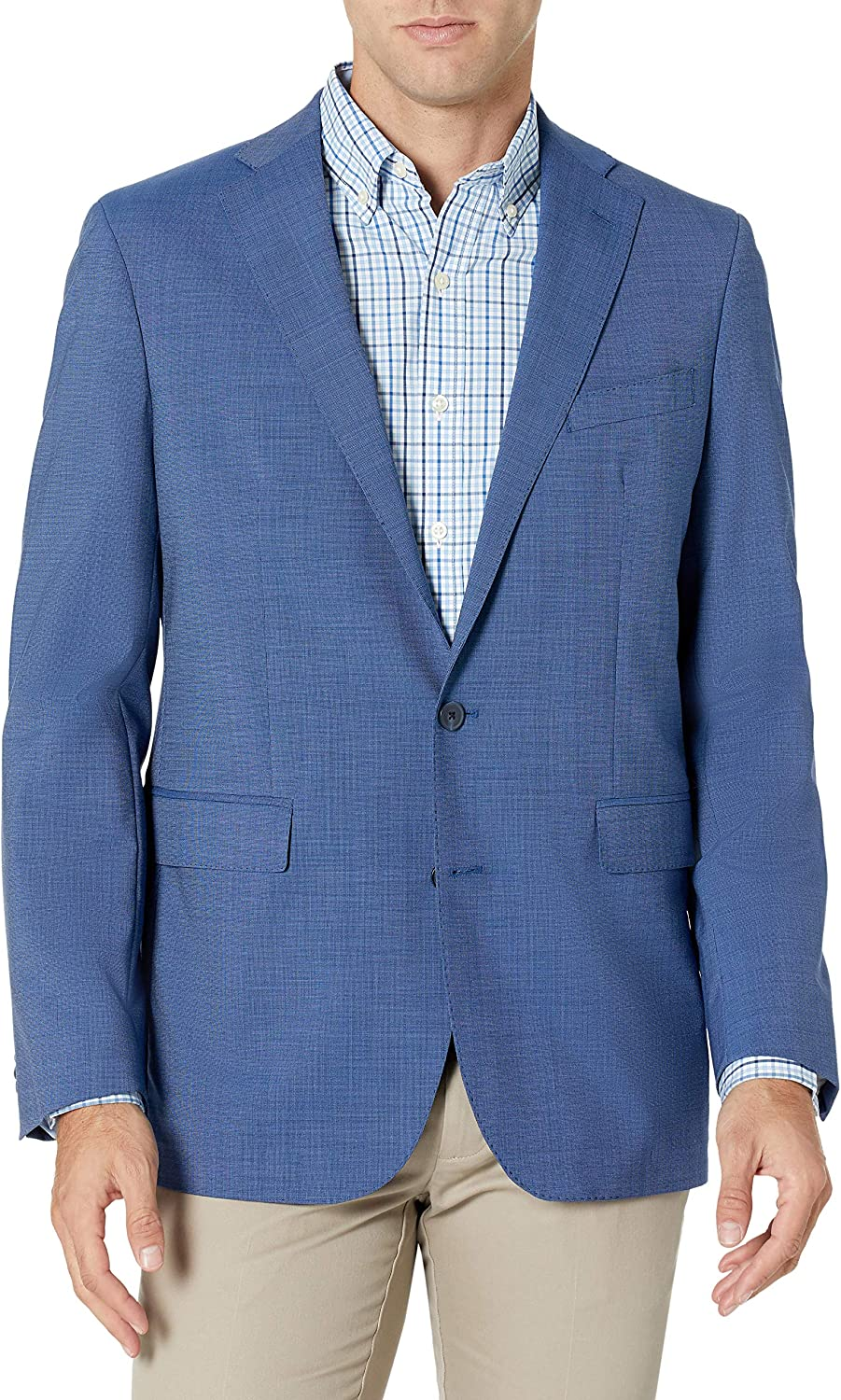 Cole Haan Men's Slim Fit Milwaukee Mall Clearance SALE! Limited time! Jacket Stretch Separates-Custom Suit
