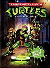 Teenage Mutant Ninja Turtles Movie Collection (Teenage Mutant Ninja Turtles / Secret of the Ooze / Turtles in Time / TMNT)