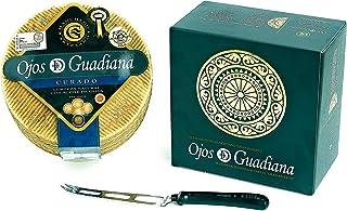comprar comparacion Manchego Curado Ojos del Guadiana (Tamaño: Queso entero)