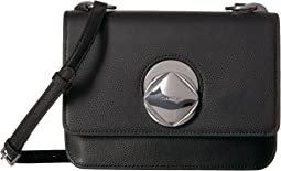 Calvin Klein - Reese Mercury Structured Flap Crossbody