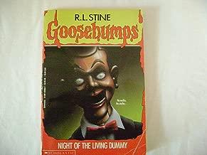 Night of the Living Mummy (Goosebumps)